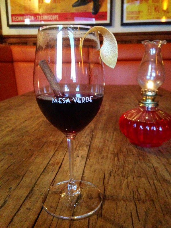 Mesa Verde's Mulled Wine
