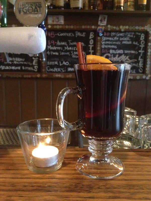 Wesley Anne's Mulled Wine