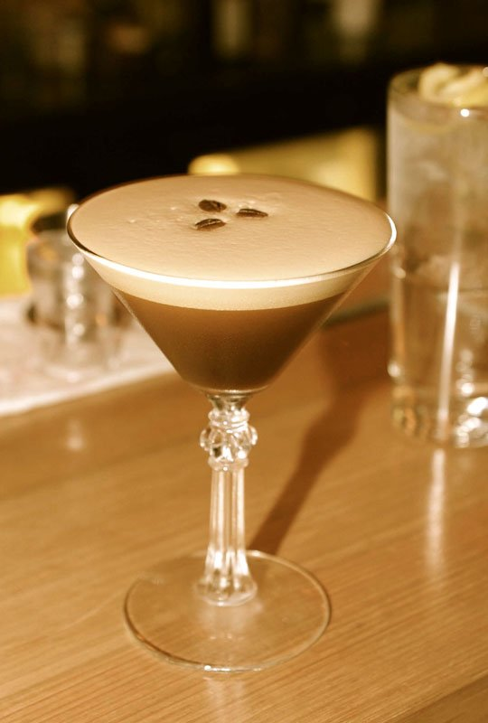 Espresso Martini at 1806