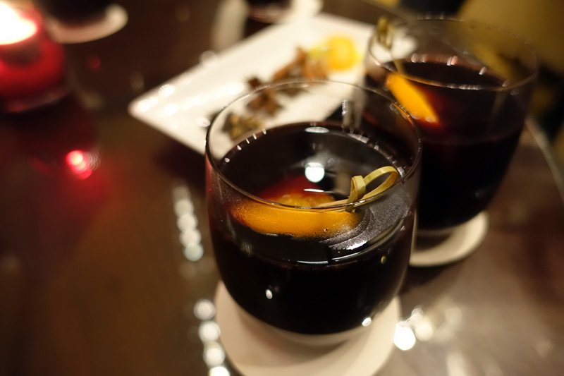 Maltese Mulled Wine at Market Lane Bar