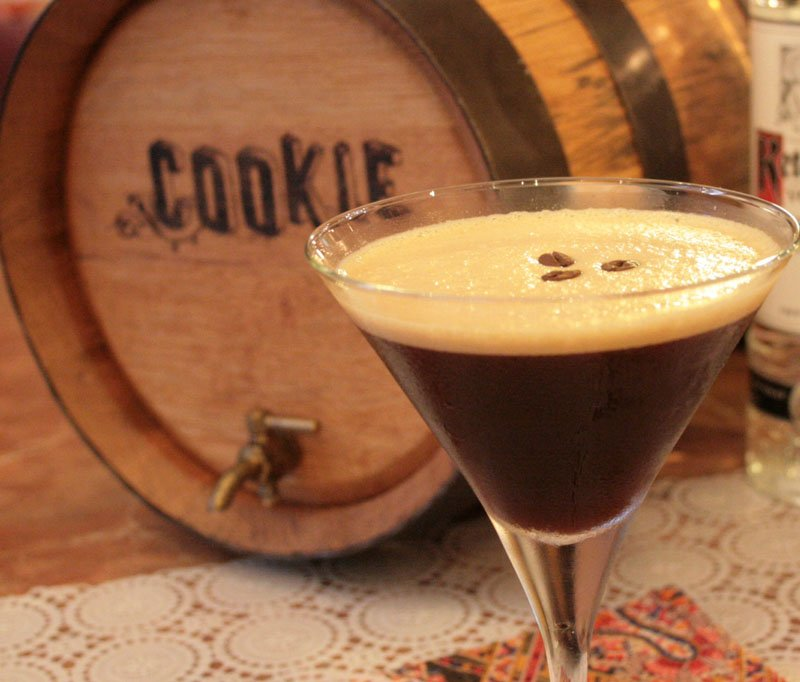 Espresso Martini at Cookie
