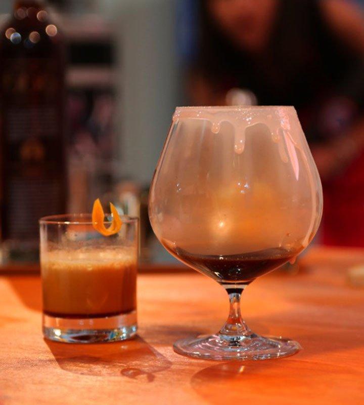 Espresso Martini at St Ali