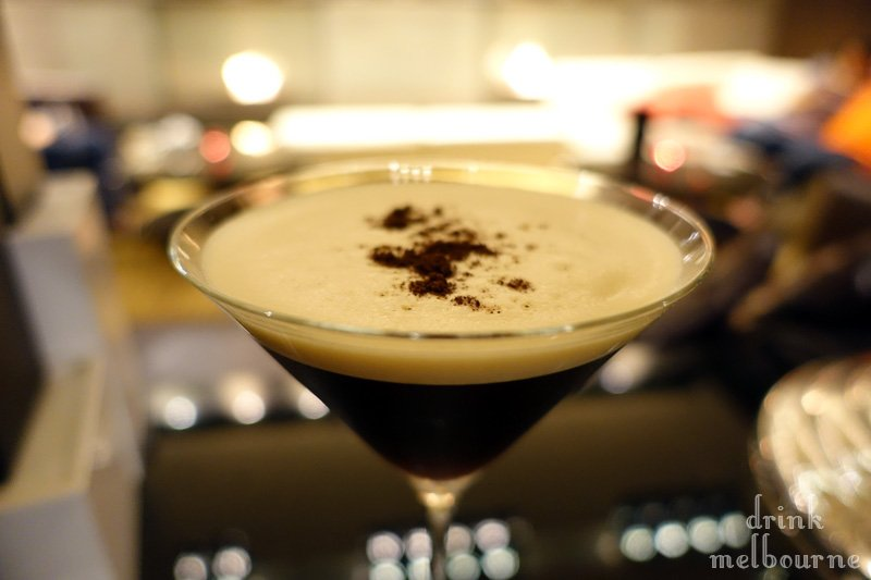 Espresso Honey Martini by Market Lane Bar