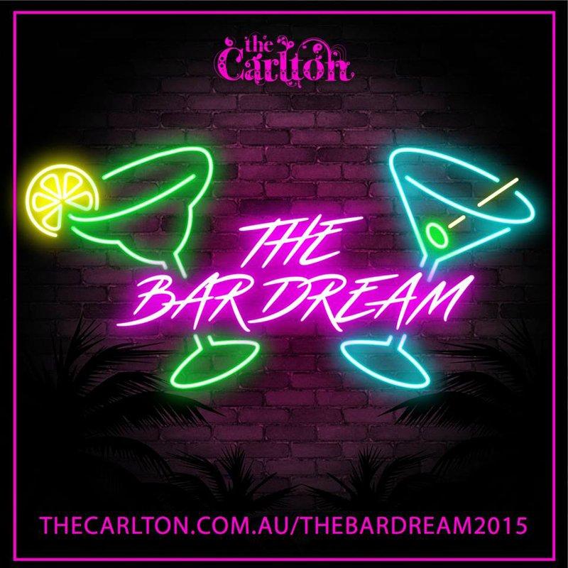 The Carlton's The Bar Dream