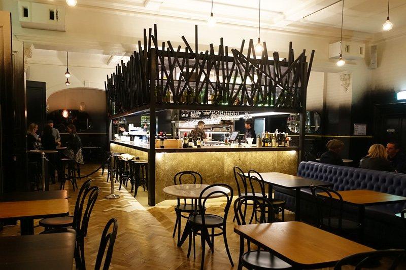 Stoke Bar + Kitchen
