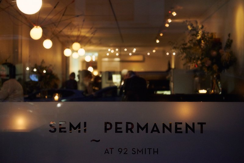 Semi-Permanent by Christina Simons