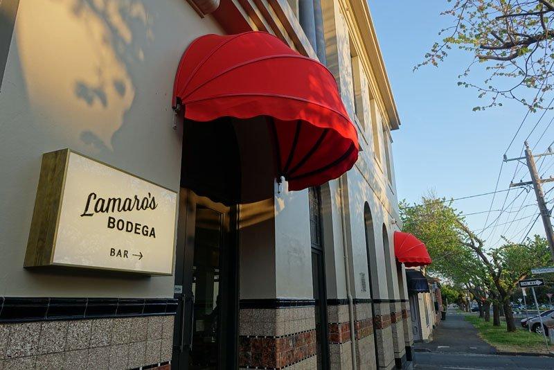 Lamaro's Bodega