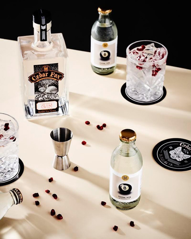 Pomegranate Gin