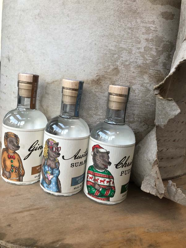 Christmas Gin Trio