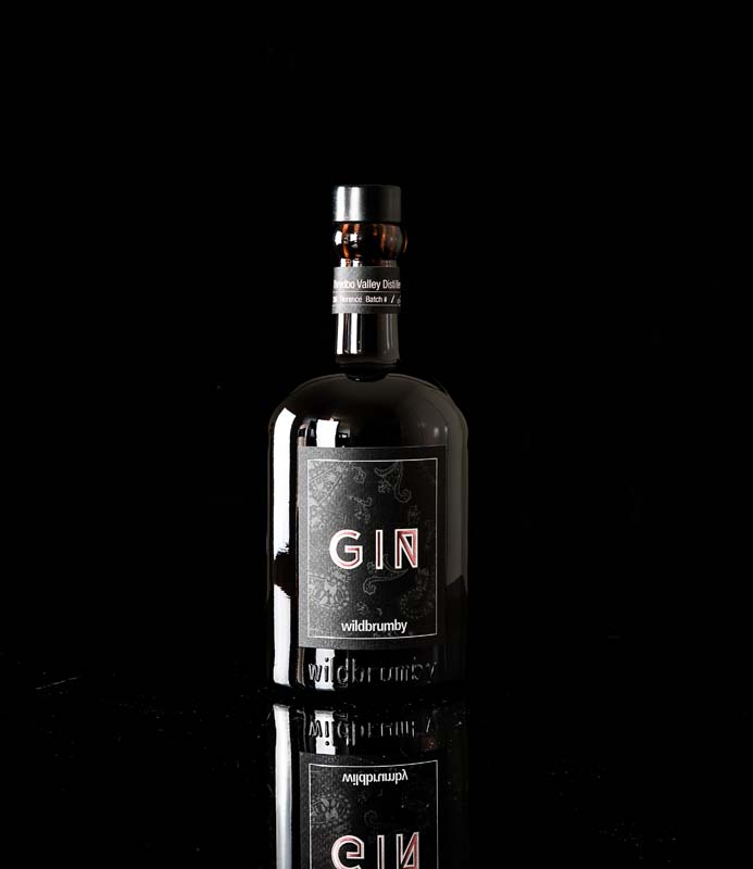 Black Label Gin