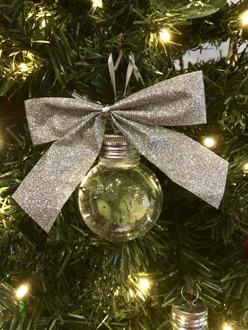 Christmas Gin Baubles 4 Pack