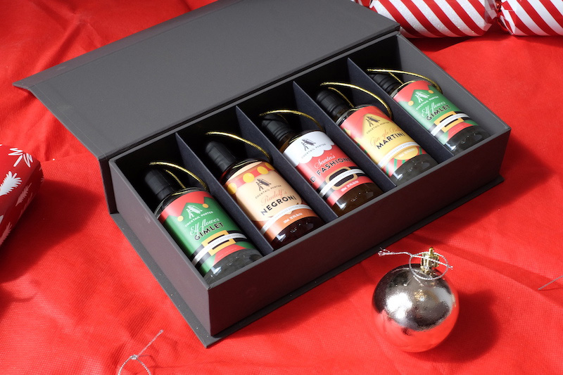 Christmas Baubles Collection by Cocktail Porter