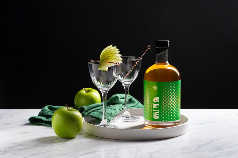 Apple Pie Gin by The Craft & Co
