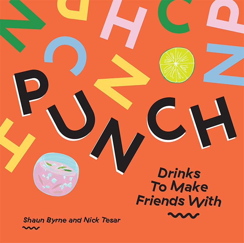 'Punch' book by  Shaun Byrne & Nick Tesar