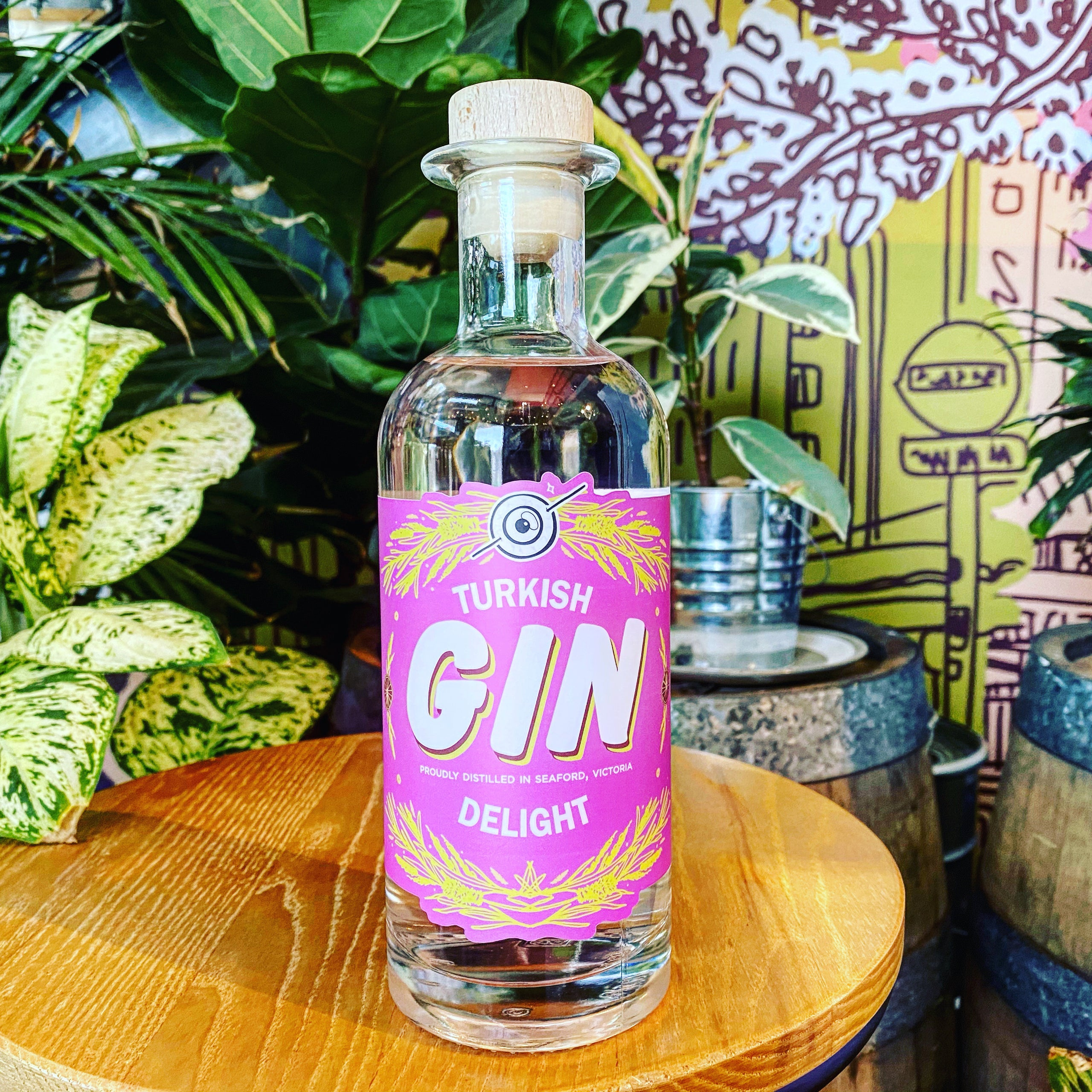 Turkish Delight Gin by That Spirited Lot